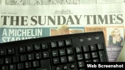 The Sunday Times одержала победу в борьбе за свободу печати