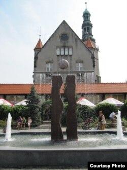 Фантан у Кратошыне, Польшча