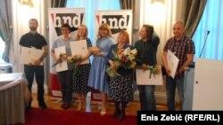 Najbolji novinari za prošlu godinu u izboru Hrvatskog novinarskog društva