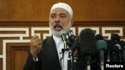 Lideri i Hamasit, Ismail Haniyeh, foto nga arkivi