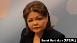 Айман Умарова, адвокат.