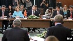 Пристапен дијалог на високо ниво Македонија- ЕУ.