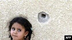 طفلة من كربلاء - صورة من الارشيف