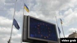 Украінскі эўрапейскі бязьвіз і Беларусь