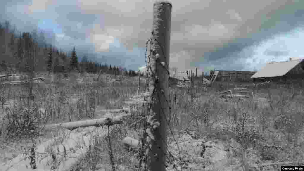 Заброшенная зона Трактовая, фотография Анны Ермолаевой