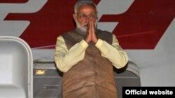 Kryeministri i Indisë, Narendra Modi.