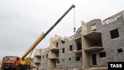 Кредитный кризис больно ударил по строительной отрасли