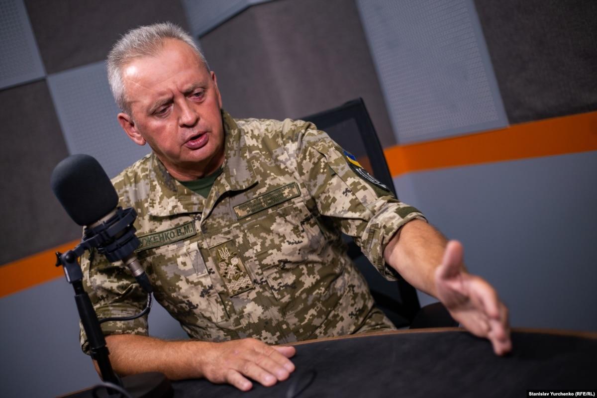 Генерал Муженко о выходе из Иловайска, последние дни обороны Донецкого аэропорта и нынешние угрозы для Украины