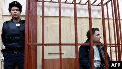 Александр Круглов в Басманном суде