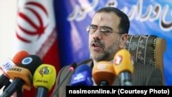 حسینعلی امیری، قائم مقام وزیر کشور،