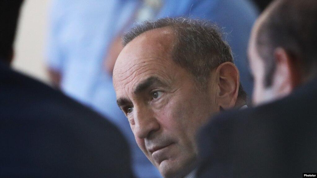 Дело Роберта Кочаряна передано судье Анне Данилекян