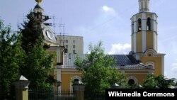 ვსესვიატსკოეს ტაძარი