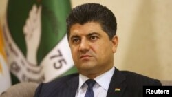 لاهور طالبانی، مقام ارشد سرویس ضد تروریسم کردستان عراق