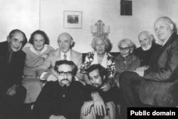 Петро Григоренко з соратниками по демократичному руху в СРСР