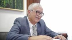 Augustin Zegrean, fostul președinte al Curții Constituționale a României