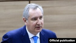 ՌԴ փոխվարչապետ Դմիտրի Ռոգոզին, արխիվ:
