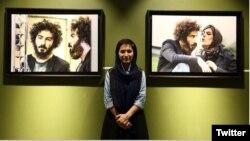 Нушин Джафари, журналист и фотограф из Ирана.