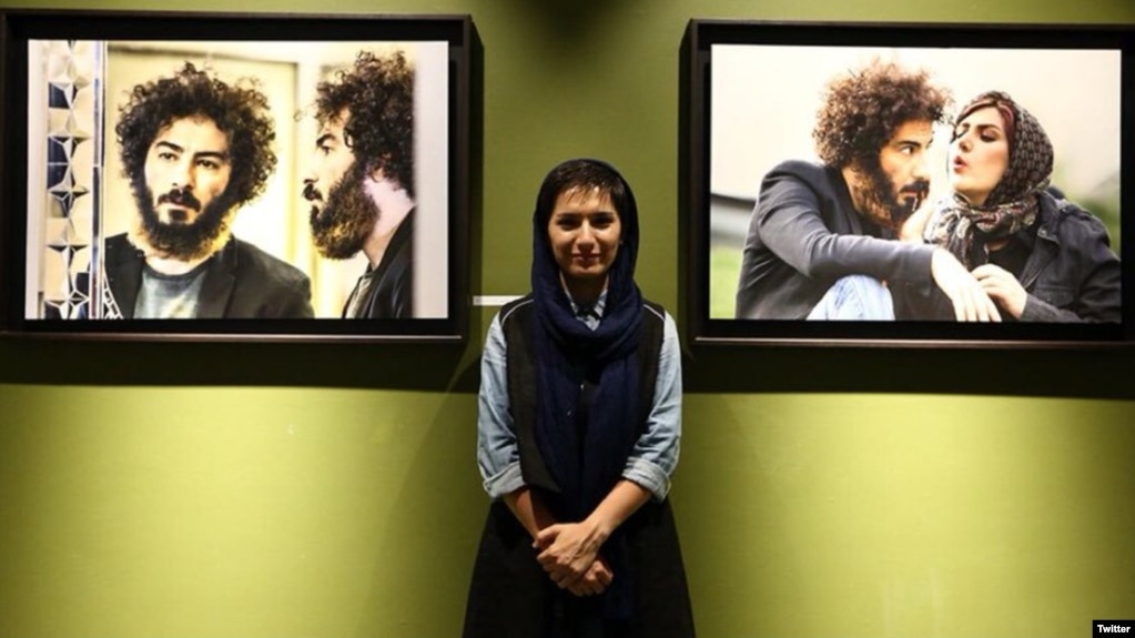Iranian photojournalist Nooshin Jafari was arrested in Tehran on August 3. (file photo)