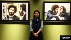 Iranian photojournalist Nooshin Jafari was arrested in Tehran on August 3. (file photo)