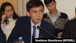 Жохар Өтебеков, адвокат.