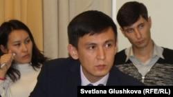 Адвокат Джохар Утебеков.