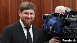 Chechen leader Ramzan Kadyrov has a track record of pressuring those who question decisions taken by the Chechen authorities to apologize for doing so and recant. (file photo)