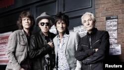 Rolling Stones. Лондон, 11 июля 2012 г