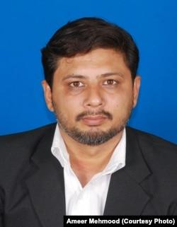 Ahmadi spokesman Ameer Mehmood