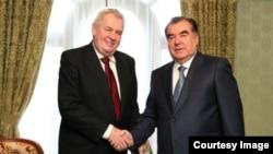 November 25-27: Czech President Milos Zeman visits Tajikistan.