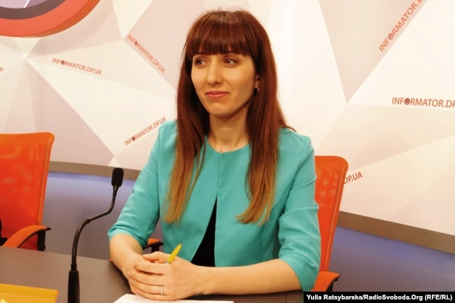 Марина Киптилая