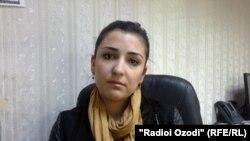 Ситора Азизова, сокини 25-солаи шаҳри Душанбе