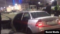 Последствия стрельбы в Грозном
