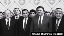 Almatî, 1991
