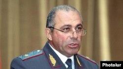 Հայաստանի ոստիկանապետ Ալիկ Սարգսյան