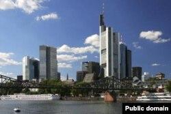 Деловой центр Франкфурта