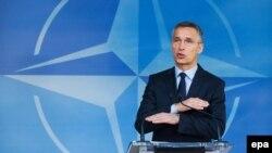 Генэральны сакратар NATO Енс Столтэнбэрг
