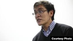 Кыргызский политолог Эдиль Байсалов.