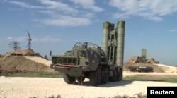 """ЗРК С-400 """"Триумф"""", которые Россия готовится продать Саудовской Аравии"""