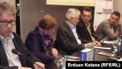 Promocija knjige Latinke Perović u Banjoj Luci
