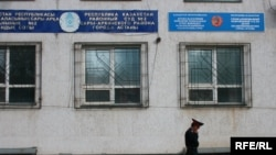 Офис Сарыаркинского районного суда №2. Астана, 29 сентября 2008 года.