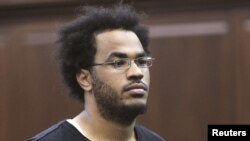 Jose Pimentel in a Manhattan court on November 20