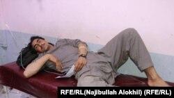 O motocicletă capcană a ucis trei afgani pe un stadion