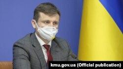 Сергій Марченко, міністр фінансів України