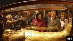 موزه ملی مصر (عکس تزیینی است از epa)