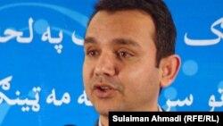 نادر نادری یکی از فعالان حقوق بشر