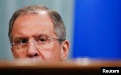 Sergei Lavrov, ministrul de externe rus