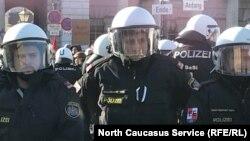 Полиция Вены (архивное фото)