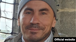 Tajik oppositionist Fakhruddin Saidmukhidinov (file photo)