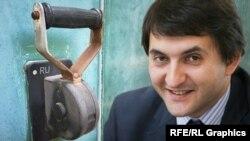 Глава РКН Андрей Липов, коллаж