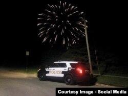 Полицейский автомобиль Гриннелла (штат Айова)